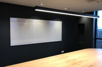 TK-Team Ultra Whiteboards in Pipedrive office
