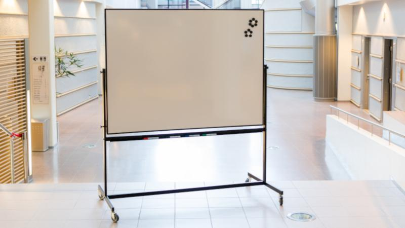 TK-Team Pro black Mobile Whiteboard